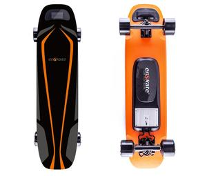 2019 Enskate Dual Motor Four Wheels Electric Skateboard Woboard S Remote Control e Skateboard Longboard with App and LED Lights