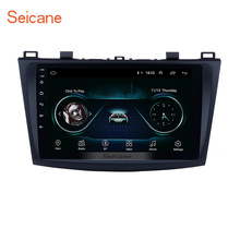 9 pollici TouchScreen Android 8.1 Autoradio per il 2009 2010 2011 2012 <span class=keywords><strong>MAZDA</strong></span> <span class=keywords><strong>3</strong></span> con il GPS Sat Nav Bluetooth WIFI USB OBD2