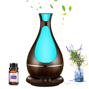 2019 New 400ML Best Aromatherapy Aroma Ultrasonic Essential Oil Diffuser