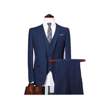 China Wholesale Wedding 3 Piece Men's Suit Blazer Suit Man