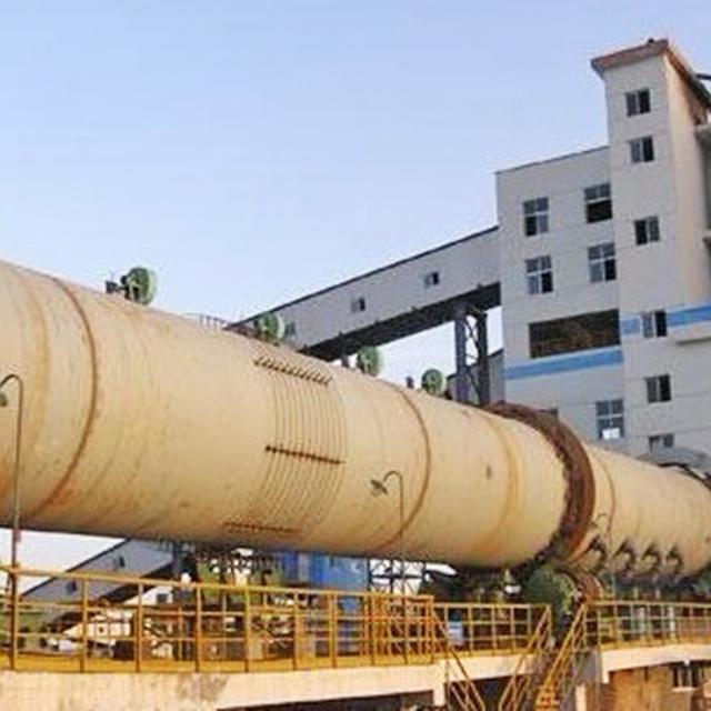 Iron Ore Production Plant Of Hematite Rotary Kiln