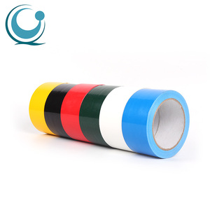 cheap white printed cloth book binding duct adhesive tape