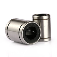 high precision 10mm Linear Ball Bearing Bushing 10*19*29 LM10UU