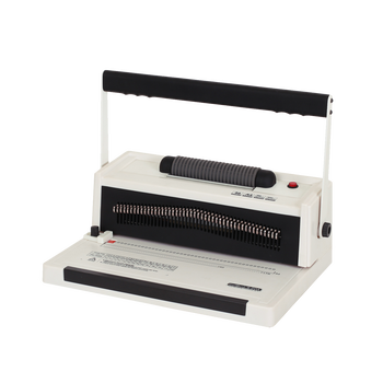 China desktop perdect kalender/boek printing ring binding machine met lage prijs