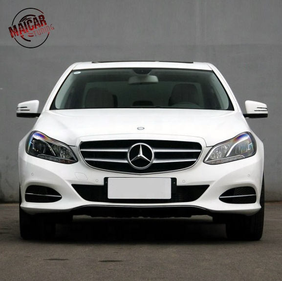 W212 facelift UN-stile del corpo kit per Mercedes-Benz E-class w212 2012-2014