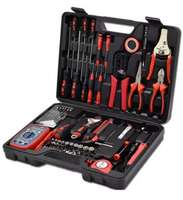 63 sets of electrical and electronic tools