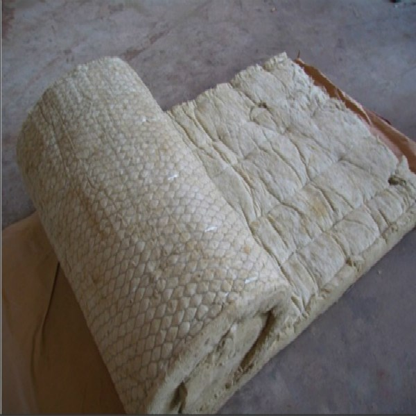Wire mesh mineral rock wool blanket buy wire mesh for Mineral wool blanket