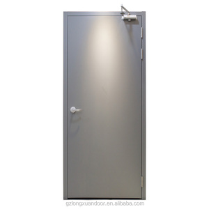 New design 30 minutes fire rated door steel doors for room