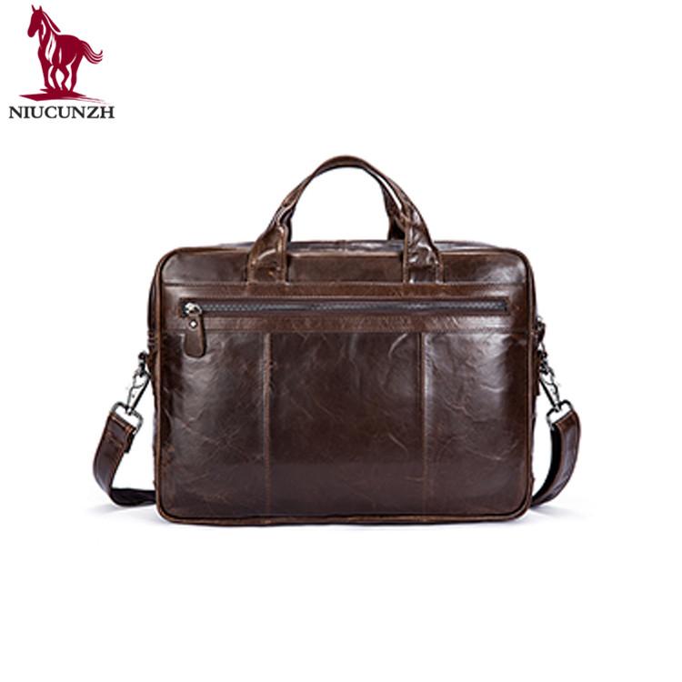 Пользовательские большой для мужчин кожа курьерские сумки Портфели оптовая  продажа Дешевые Имя бренд сумки из Китая e9e9571adab
