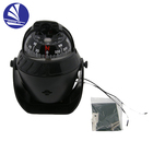 Black Incandescent Light multi-angle adjusted Marine Magnetic Compass for Boat Ship and Truck