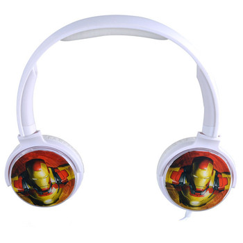 Customized  Good Sound  OEM  Headset Wired Stereo  Headphone Promotion Gift