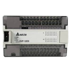Small Plc With Low Price unitronics plc DVP32HN00T 32DO NPN 24Vdc 0 3A  analog temperature indicator
