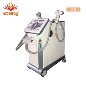 3 Year Warranty CE & ROHS 1200W Big Spot diode laser 808nm 755nm 1064nm permanent ice burr removal machine