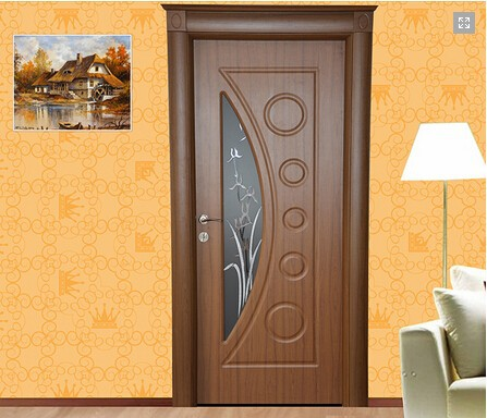 Jiangshan Optima cheapest wholesale mdf wooden pvc turkey door & Jiangshan Optima Cheapest Wholesale Mdf Wooden Pvc Turkey Door ... pezcame.com