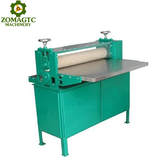 ZM-1200 Paper Roller Pressing Machine For Carton Leather