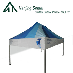 Hot Sale For 3X4.5 Size oxford gazebo with pvc coating/square tube gazebo/hexagon gazebo with mosquito net