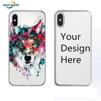 fashion universal cover for iphone tpu phone case custom , high quality custom tpu cell phone case cover for iphone x xr xs max