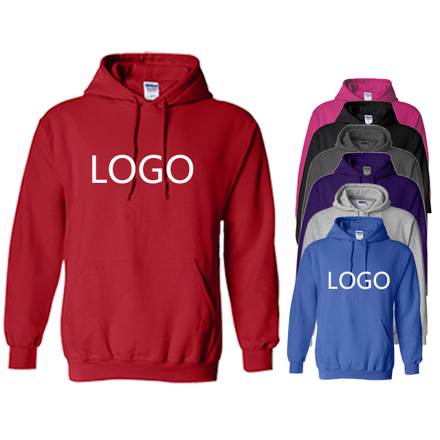 Leeg Sublimatie Mannen Custom Hoodies Sweatshirts