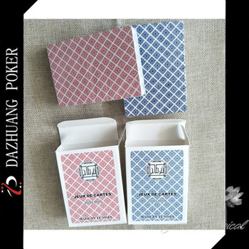 Tunisia JEUX DE CARTES paper playing Cards
