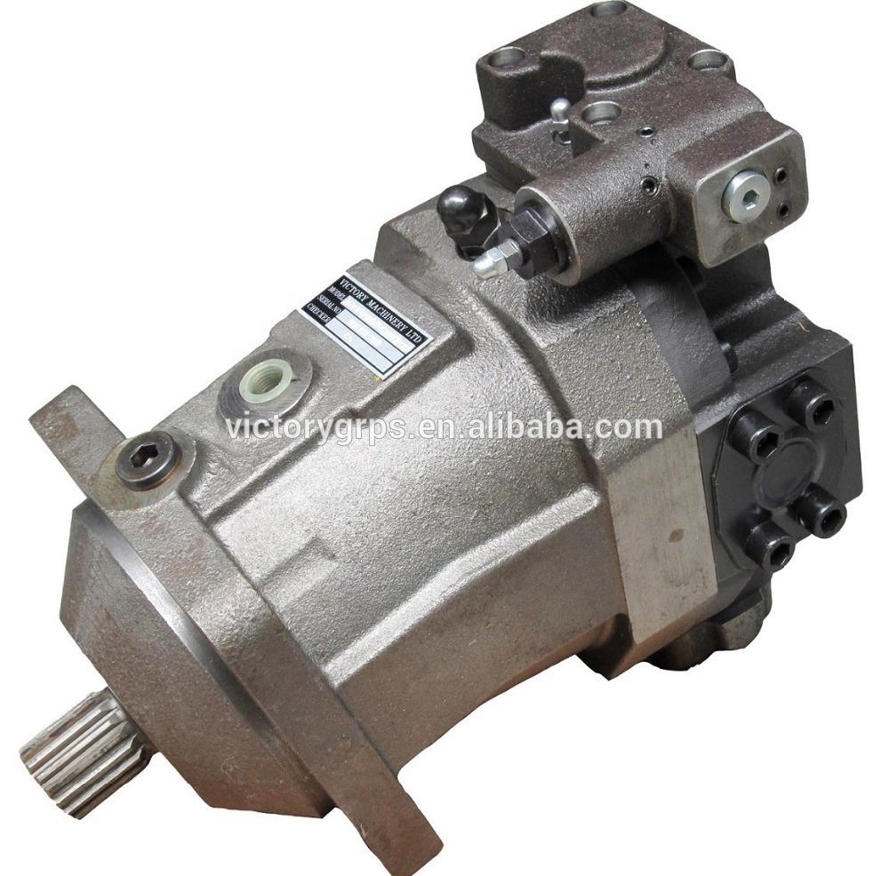 A6VM80 A6VM107 A6VM140 A6VM160 A6VM200 A6VM250 A6VM355 A6VM500 Hydraulic Brueninghaus Hydromatik Rexroth A6VM Motor