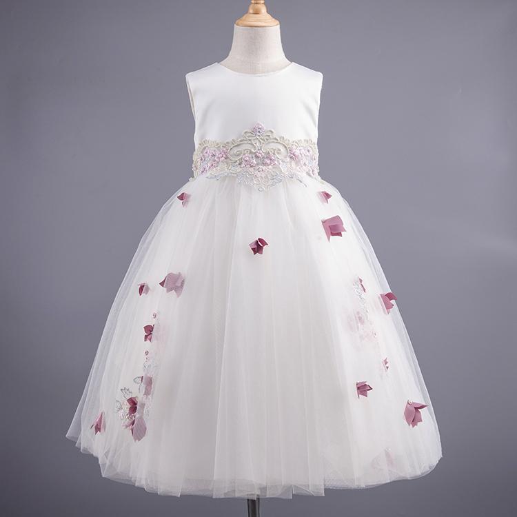 89ac116d8 Venta al por mayor ropa niñas vestidos elegantes-Compre online los ...