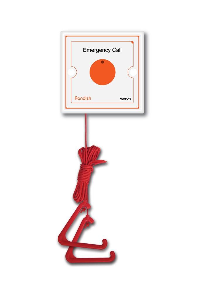 Hospital Disabled Bathroom Emergency Pull Cord Alarm