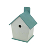 China supplier crafts hang Christmas wooden bird house wholesale modern design wooden bird house