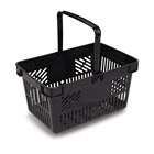 Mini Shopping Kids Grocery Double Basket Shopping Cart