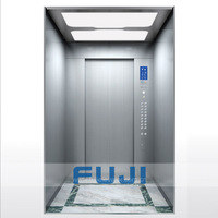 FUJI Safe & Low Noise home elevator passenger lifts suppliers