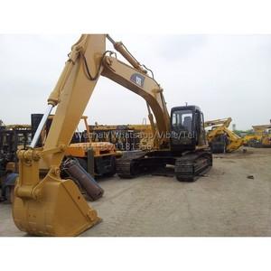 Crawler Moving Type CAT 320C Excavator Used Good Condition 320B 320D  Excavator For Sale