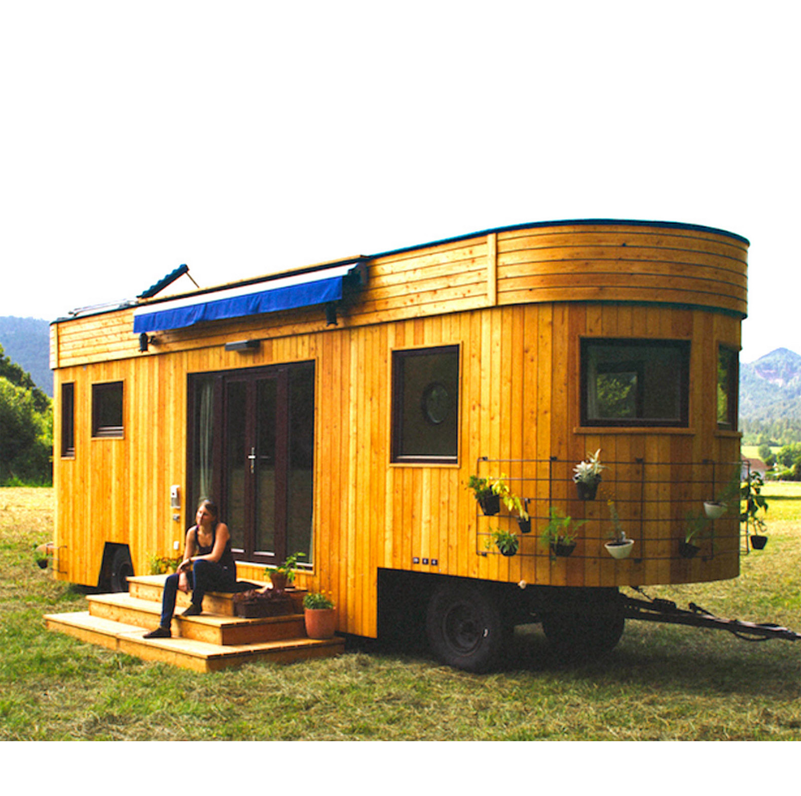 European Luxury Mini Movable Wood Houses Modular Small Mobile Homes Tiny  Houses Prefab Trailer Homes For Sale   Buy Cheap Prefab Homes For  Sale,Cheap ...
