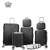 Wholesaler Customized ABS Luggage With Great Price 4 Wheels Trolley Bag