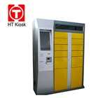 Intelligent parcel locker Delivery and Pick up Postal office
