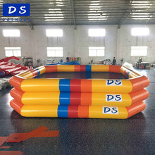 DS 6*6 m <span class=keywords><strong>opblaasbare</strong></span> zwemmen <span class=keywords><strong>zwembad</strong></span> outdoor Zwembaden custom giant <span class=keywords><strong>water</strong></span> <span class=keywords><strong>Zwembad</strong></span>