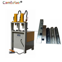 220V/380V automatic student bed frame column square tubes punching machine