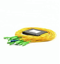 SC/APC <span class=keywords><strong>Y</strong></span> Kabel 1 8 Cara Splitter Optik Plc 1/16 Splitter Fiber Optik