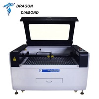 1390 Co2 Laser Cutting non metal cnc laser engraving machine With Cheap Price For Paper Wood Acrylic leather clothing