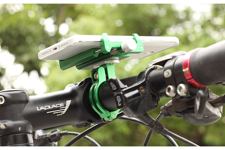 Universal GUB Cell Phone Bike Scooter Handlebar Holder Stand Mount Adjustable motorcycle bike bicycle phone holder