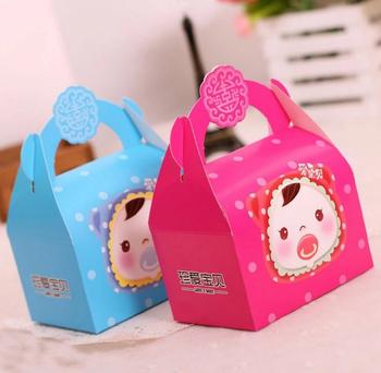 Kundenspezifische Lustige Papier Geschenk Boxen Niedlichen Geschenkpapierkasten Verpackung Baby Geschenk Dekorativen Box Buy
