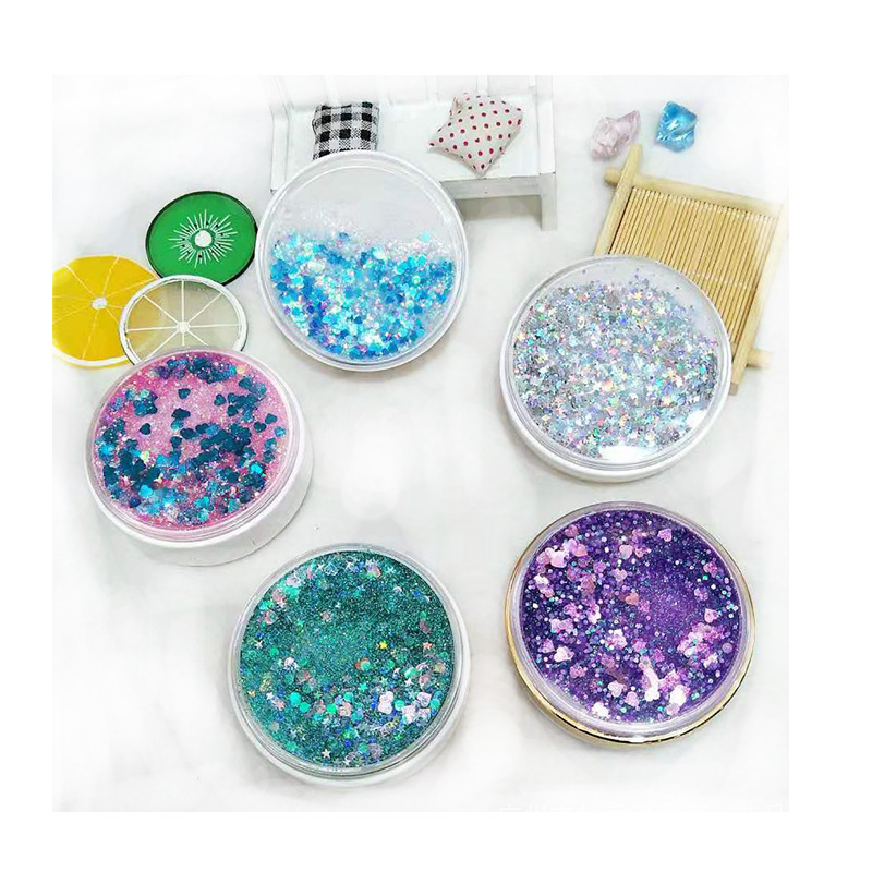 Wholesales Latest Luxury Contact Lens Case Fashion 어필하는 큐빅 Lens 짝 Case 다채로운지도 된 Beautiful Contact Lens Box