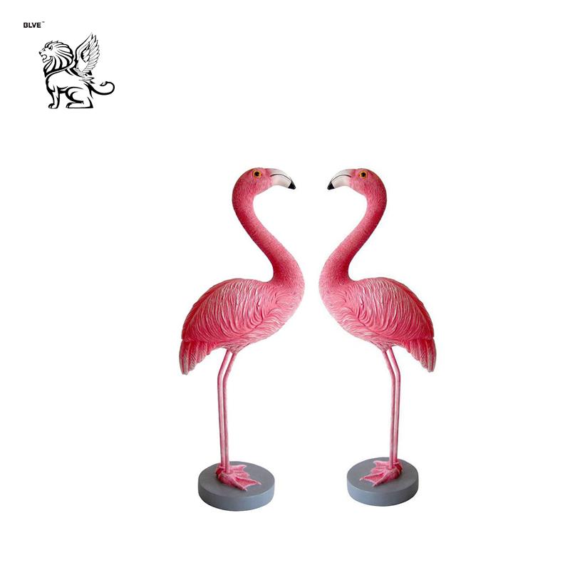Pink Life Size Fiberglass Flamingo Bird Sculpture For Garden Decor Fst 53 Buy Fiberglass Bird Sculpture Flamingo For Lawn Ornament And Garden Decoration Art Resin Landscape Sculpture Product On Alibaba Com