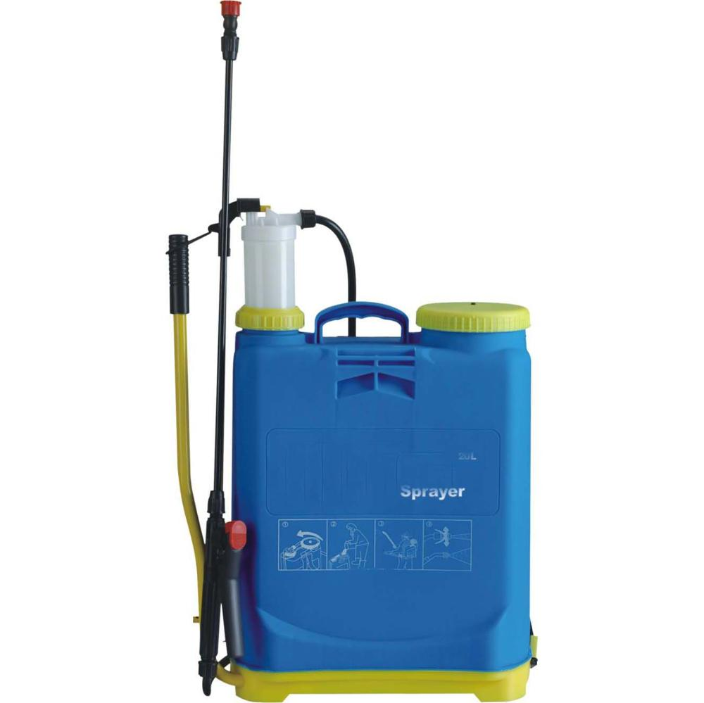 Pertanian 20 Liter Ransel Sprayer Pestisida Ransel Manual Penyemprot