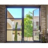 High quality wrought iron grill window door designs for any houses
