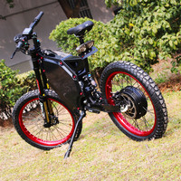 brushless hub motor bike electric giant bike 5000w