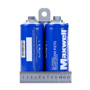 Maxwell Capacitor, Maxwell Capacitor Suppliers and