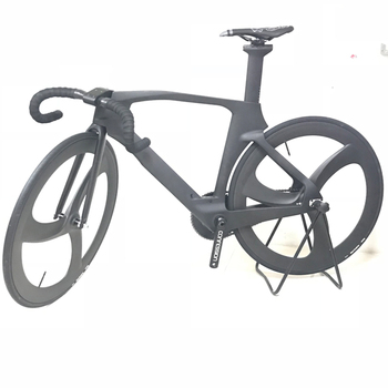 Wholesale Bike Frames Carbon 700C Track Frame 51-58cm OEM High End Quality Track Bicycle Carbon Frame