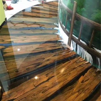 transparency crystal epoxy resin wood river table surfacing coating resin with good quality