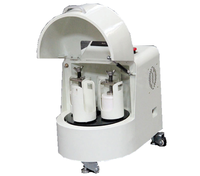 Compact Lab Planetary Ball Mill Grinding Machine (50-5000 mL Jars) for Li-ion Battery