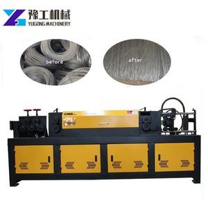 Steel Wire Straightening Cutting Bending Machine, Steel Wire