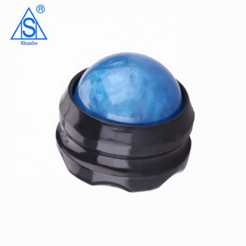 Hot selling Comfortable Roller Massager Ball Handy Remove Pain fatigue Mini vibration ball massager